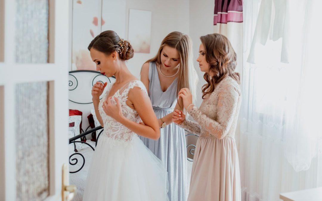 Fryzura Panny Młodej – naco się zdecydować